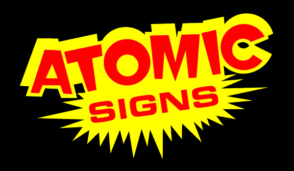 Atomic Signs NYC